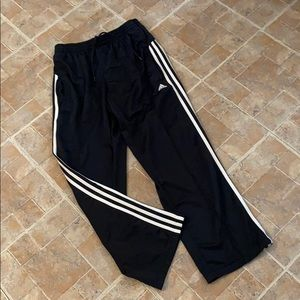 Adidas athletic pants size men's small